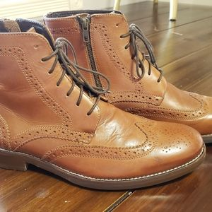 Men's Rockport Leather Boot